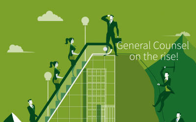 Onderzoek wijst uit: General Counsel on the rise! Vrouwen in de lift?